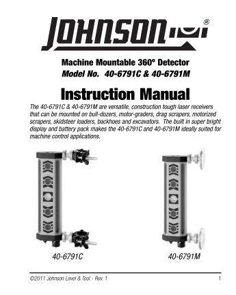 laser 303 instruction manual