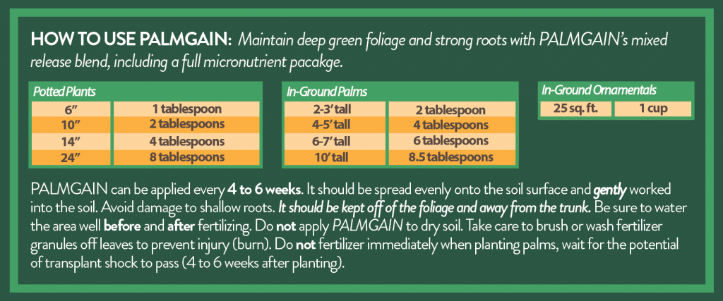 tree fertilizer spikes instructions
