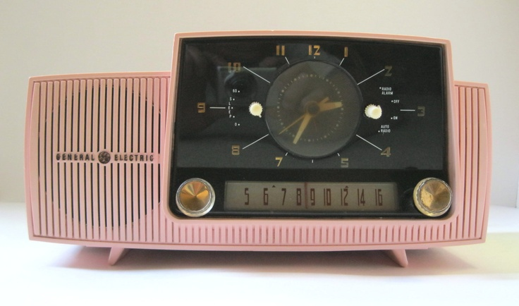 ge clock radio instructions