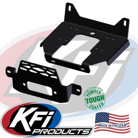 kfi winch mount instructions