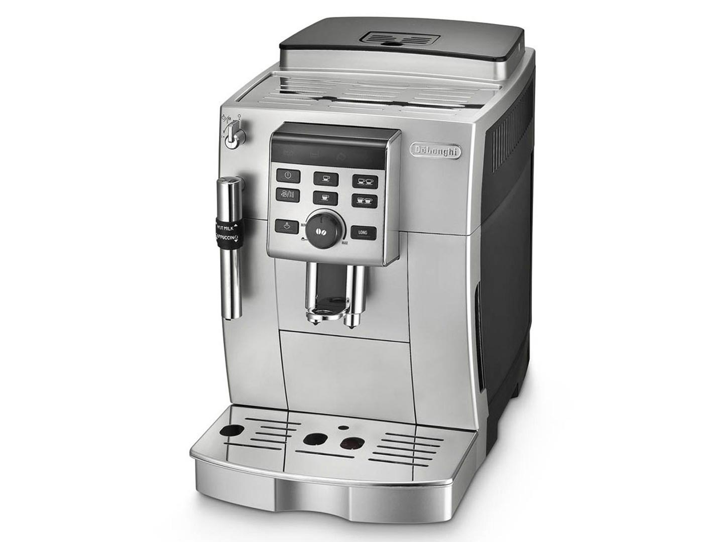 delonghi coffee machine descaler instructions