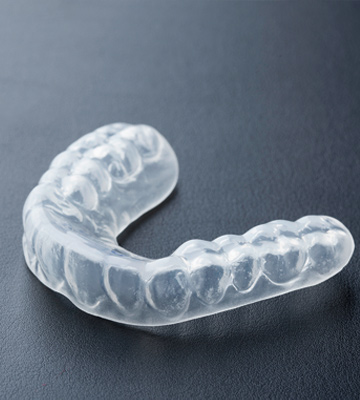 dental duty mouth guard instructions