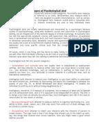 denver ii developmental screening test instructions