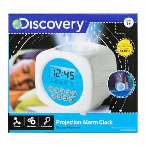 discovery kids star projection clock instructions