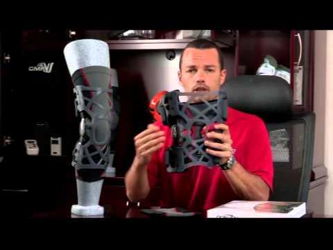 donjoy fourcepoint knee brace instructions