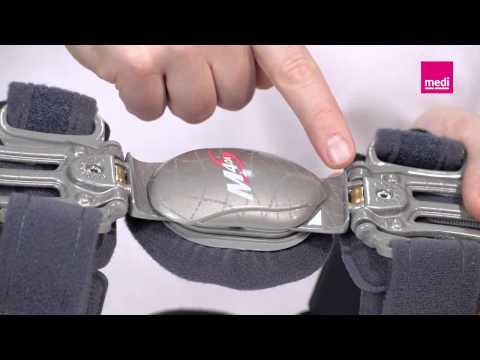 donjoy unloader knee brace instructions