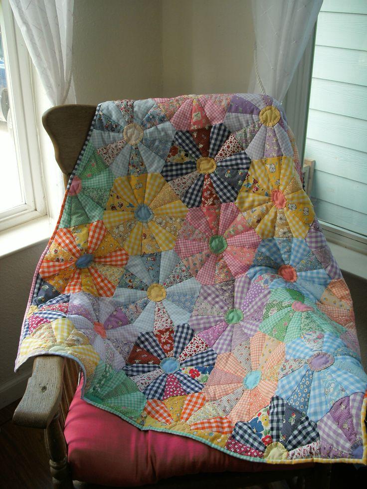 dresden quilt pattern instructions