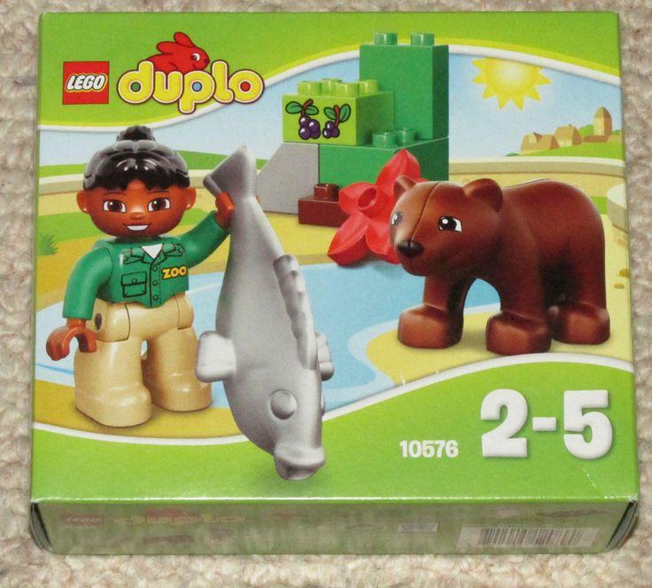 duplo zoo set instructions