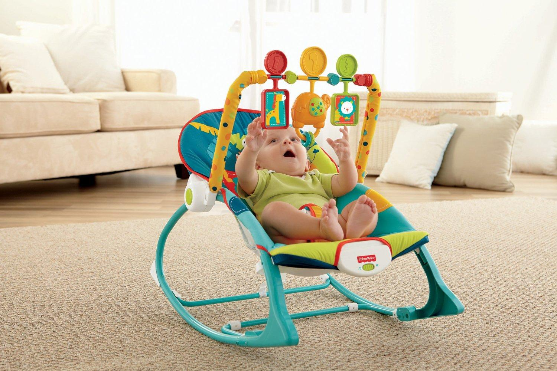 infant to toddler rocker instructions