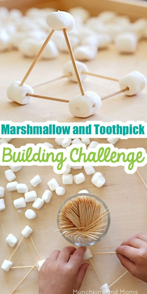 marshmallow team building instructions
