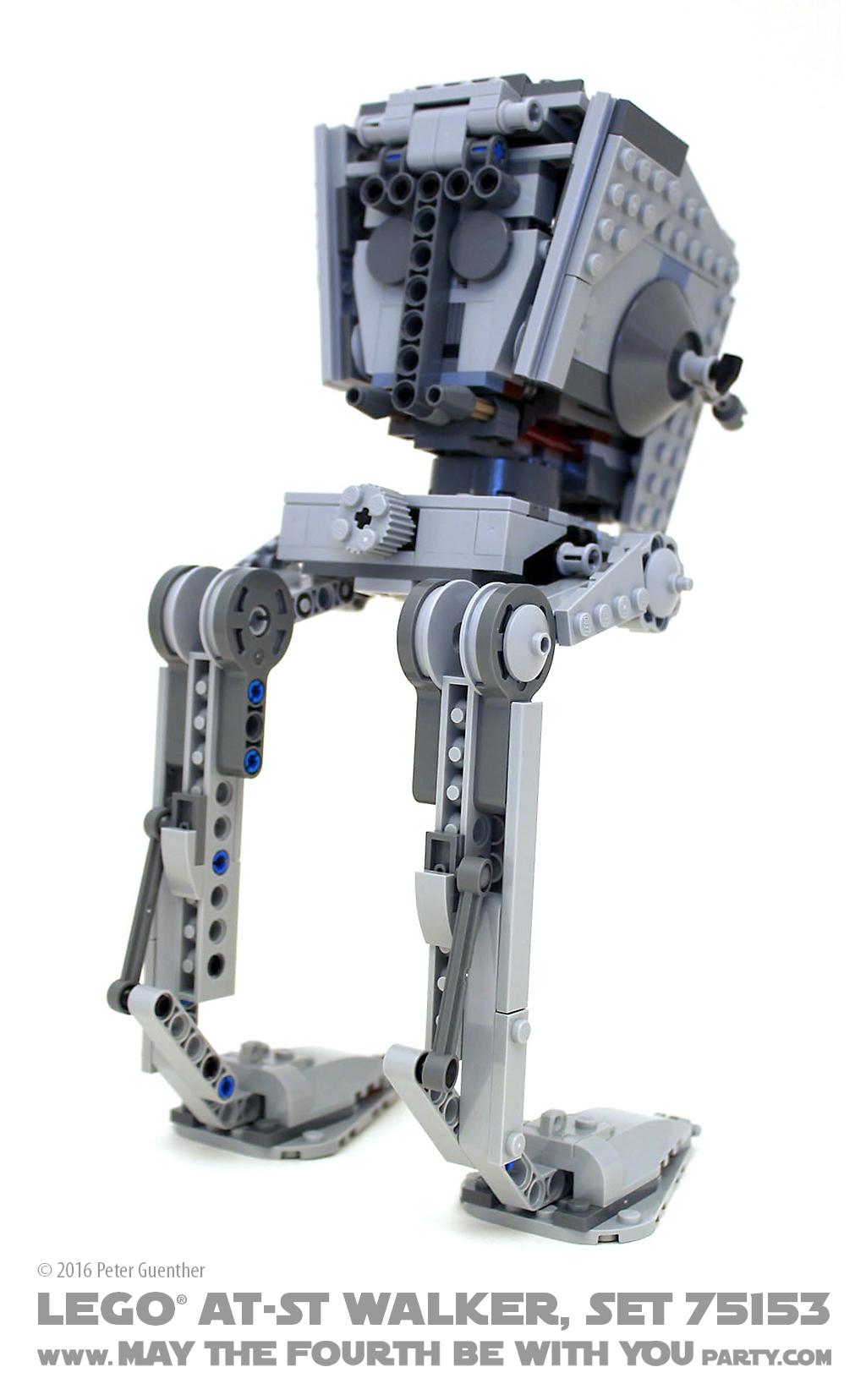 lego star wars at st walker instructions