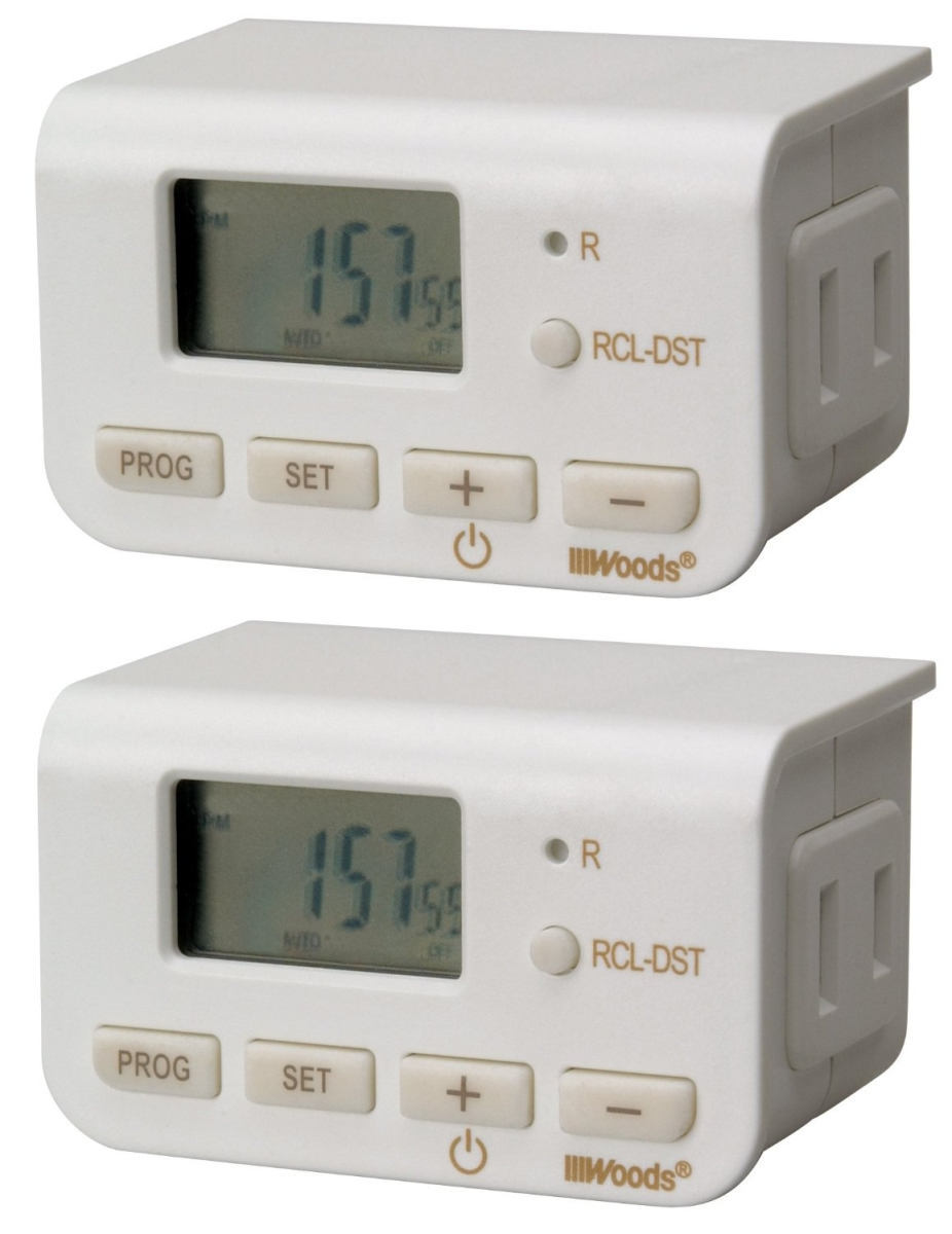 woods timer 50007 instructions