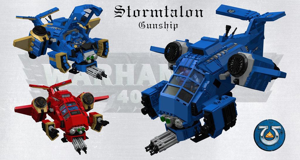 lego warhammer 40k dreadnought instructions