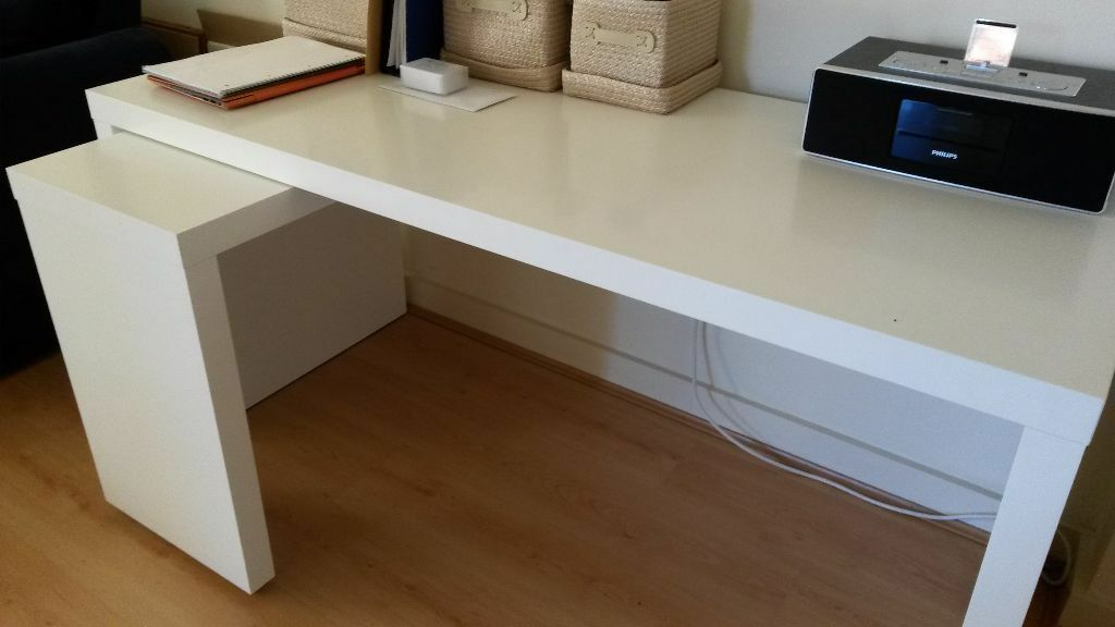 ikea malm desk instructions