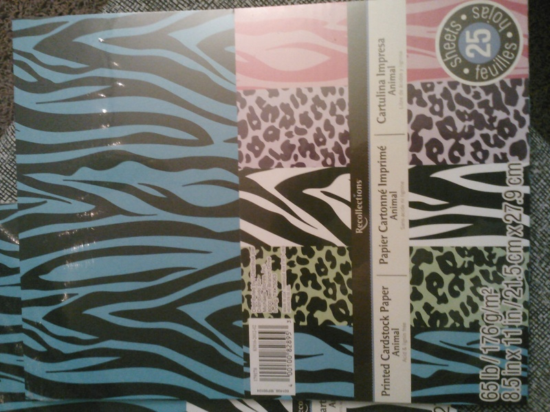 recollections cardstock printing instructions