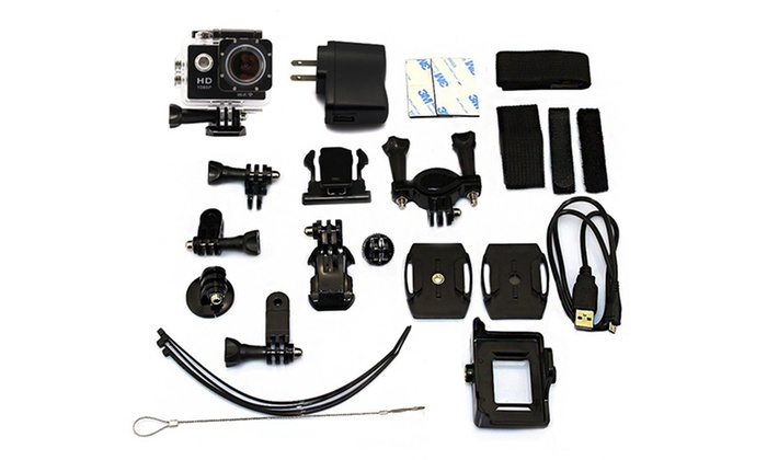 itek actionpro sports camera instructions