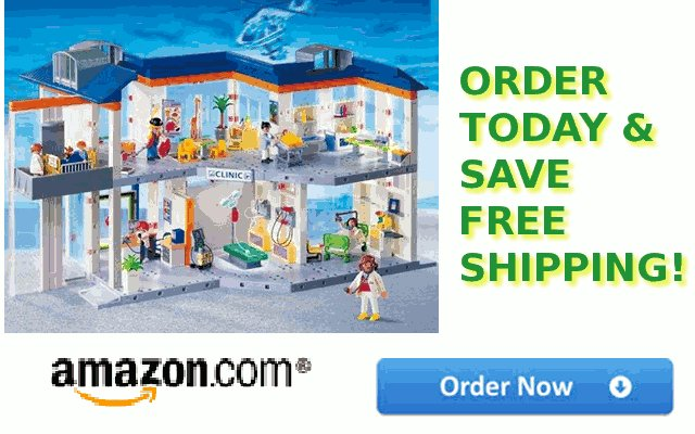 playmobil hospital 4404 assembly instructions