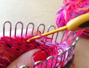 sock loom 2 instructions