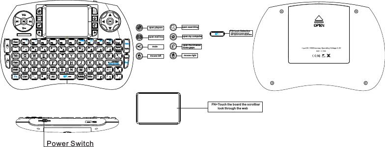 jetech bluetooth keyboard instruction manual
