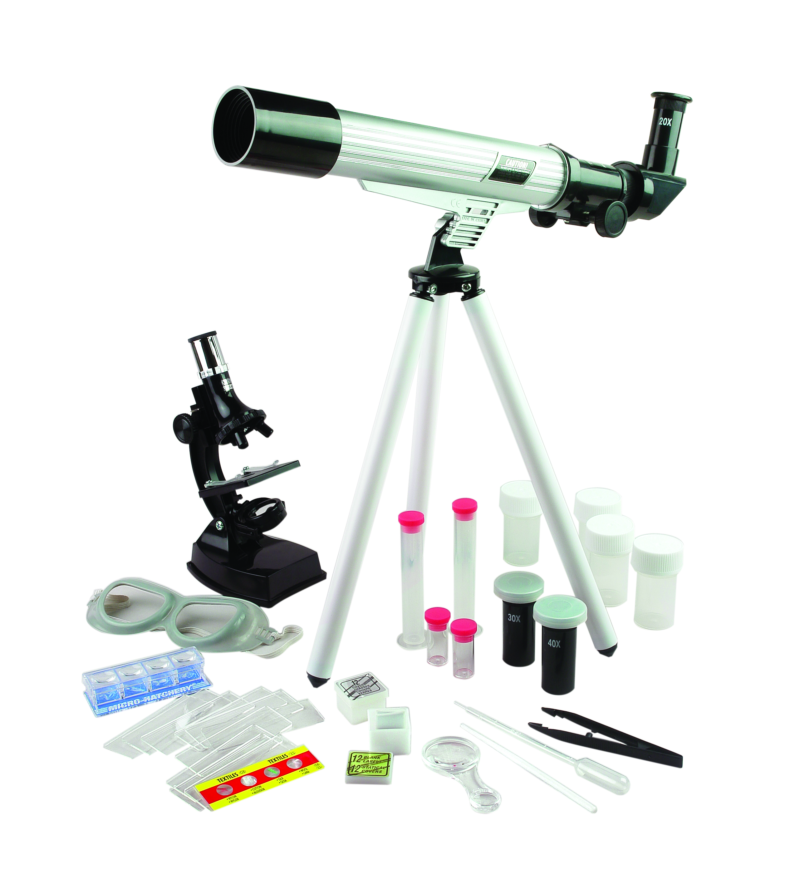 edu science microscope instruction manual