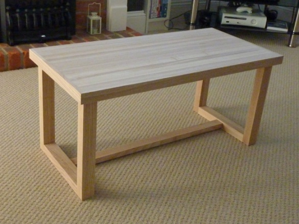 vejmon coffee table instructions