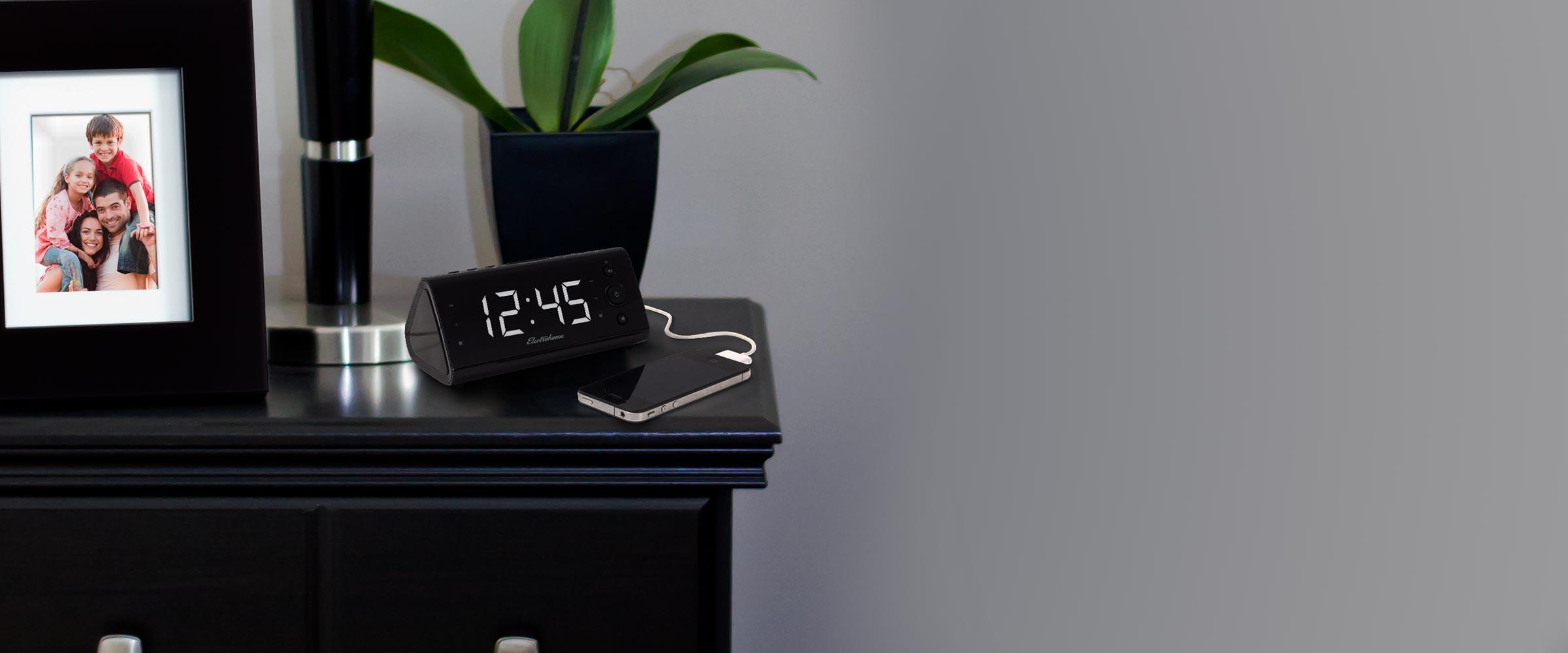 electrohome alarm clock instructions