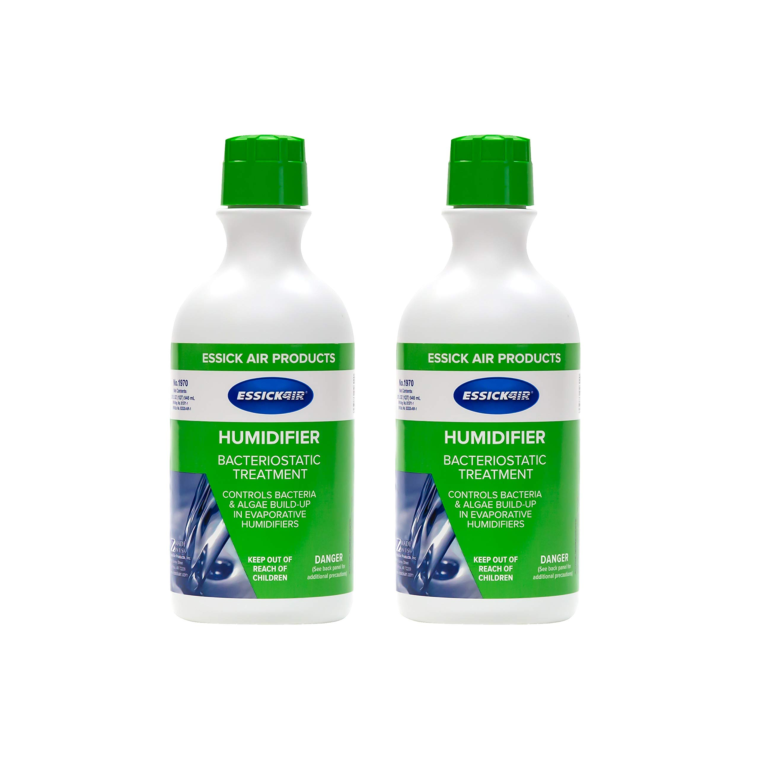 essick air humidifier bacteriostatic treatment instructions