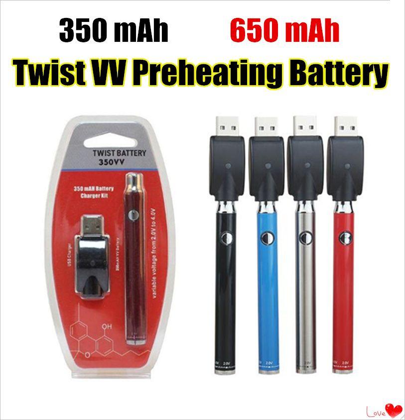 evod twist charging instructions