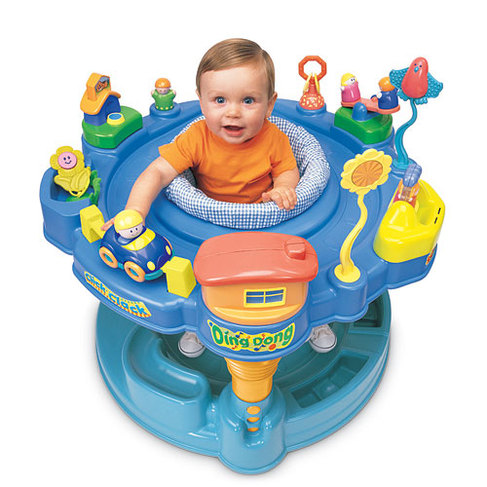 exersaucer 3 in 1 instructions