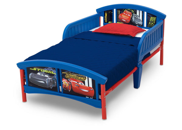 delta cars toddler bed assembly instructions