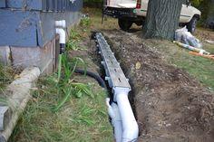 catch basin installation instructions