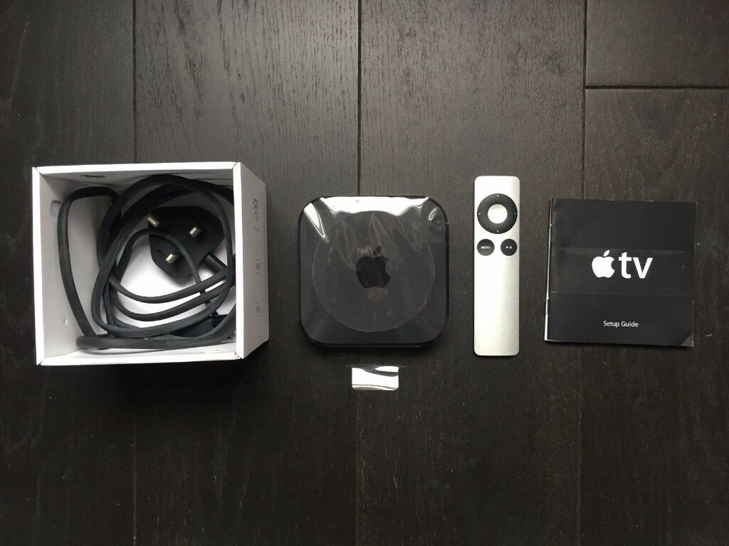 apple tv remote instructions