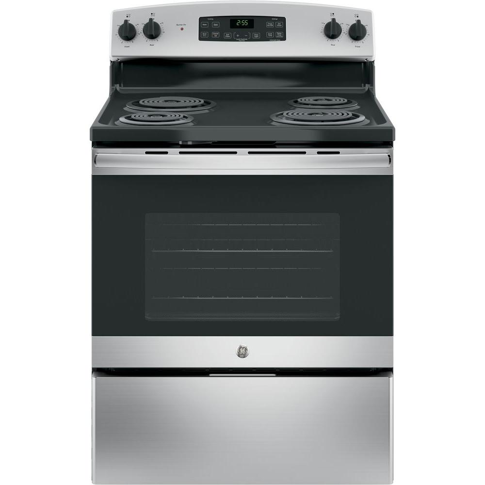 ge self cleaning oven instructions electric
