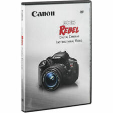 canon eos rebel sl1 instructional video