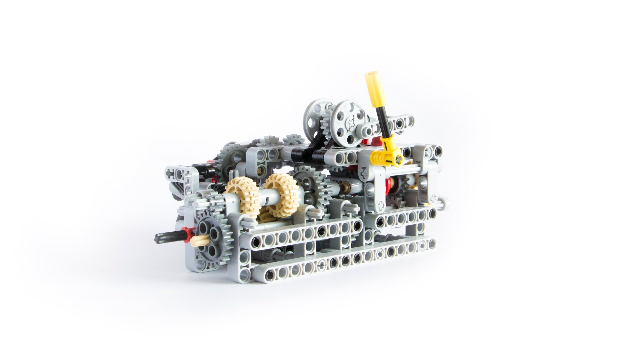 lego technic ideas instructions