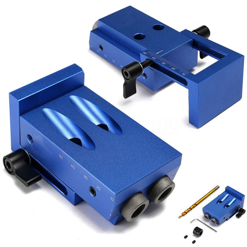 kreg mini pocket hole jig kit instructions