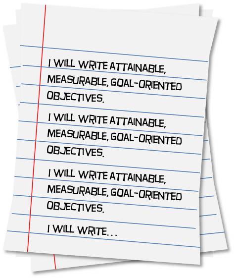 instructional designer performance goals