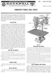 drill doctor 300 instructions