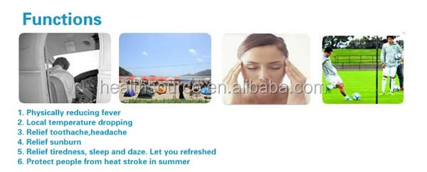 summer forehead temperature indicator instructions