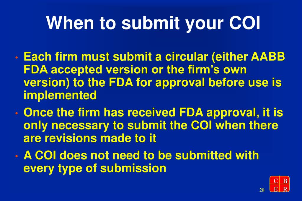 fda form 356h instructions