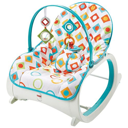 fisher price infant to toddler rocker instructions