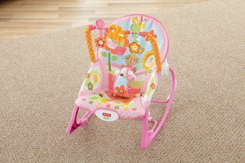 fisher price rocker chair infant to toddler instructions