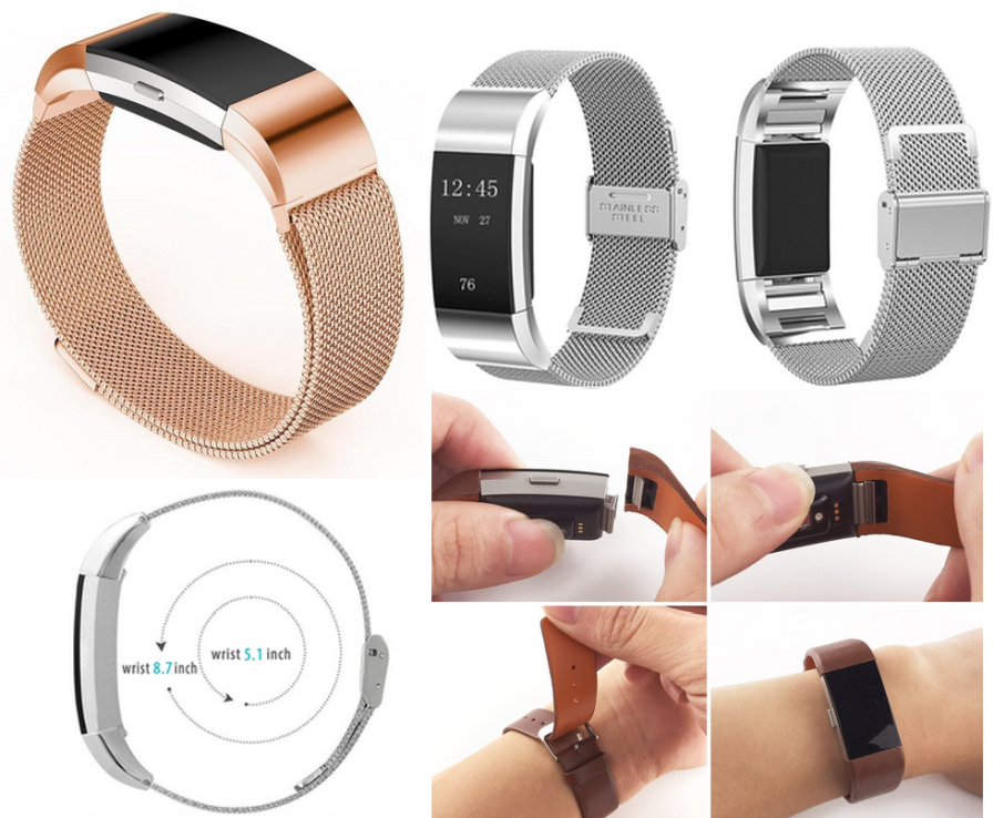 fitbit charge instruction manual