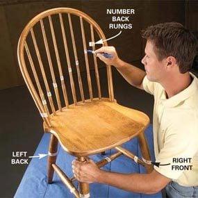 fix a flat instructions