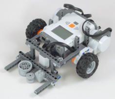 fll robot design instructions