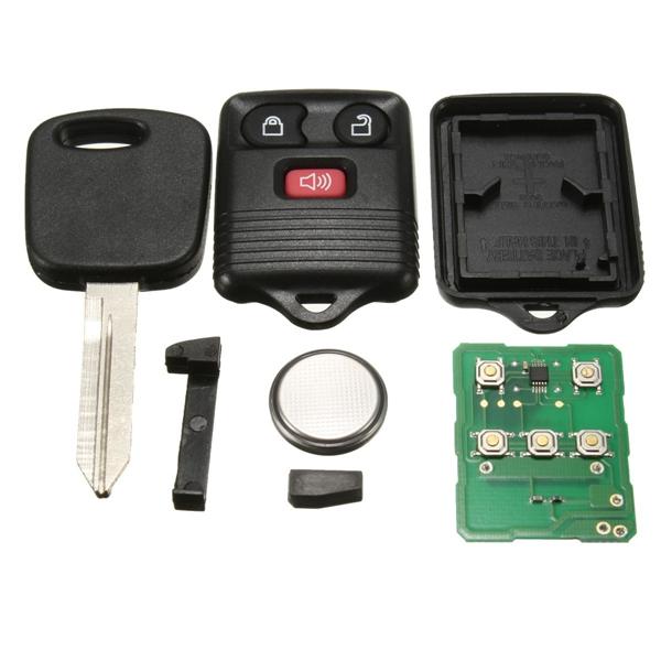 ford key fob instructions