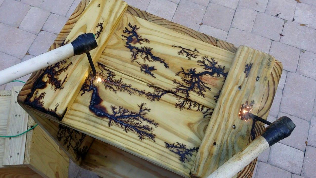fractal wood burning instructions