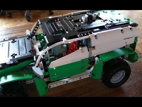 free lego moc instructions