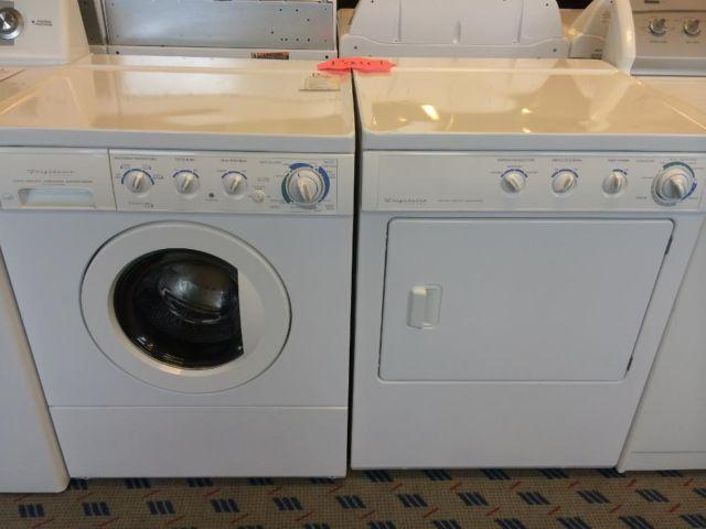 frigidaire washer dryer combo instructions
