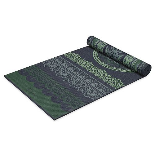 gaiam yoga mat washing instructions